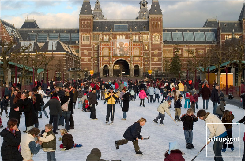Nederland, Amsterdam, 27 december 2004