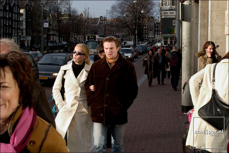 Nederland, Amsterdam, 29 december 2004
