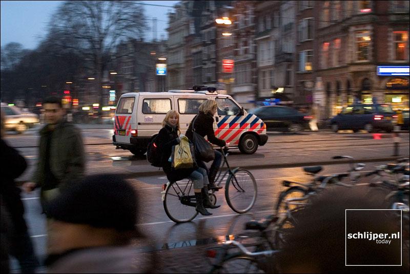 Nederland, Amsterdam, 31 december 2004