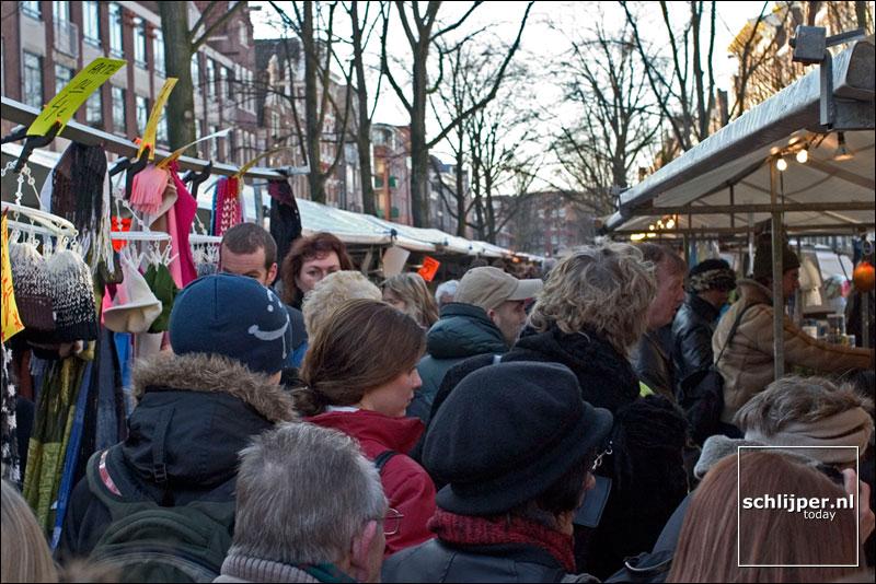 Nederland, Amsterdam, 15 januari 2005