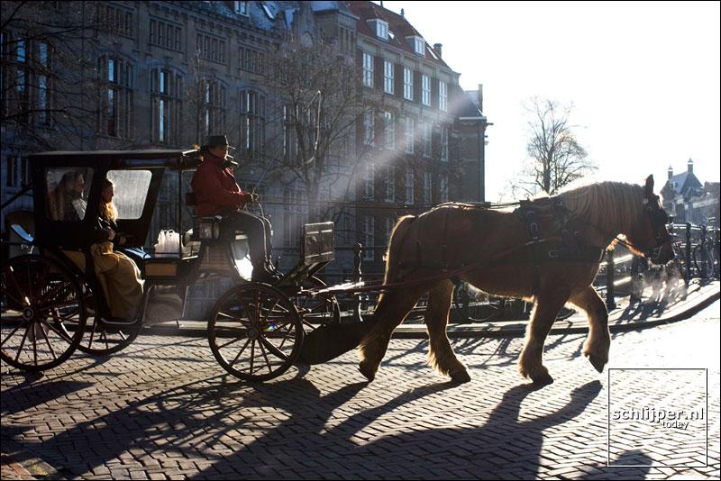 Nederland, Amsterdam, 25 januari 2005