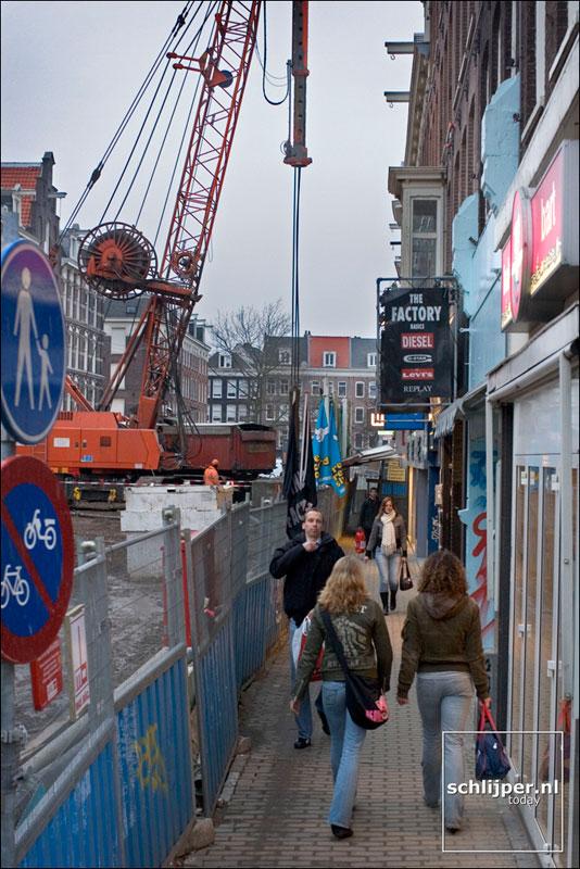 Nederland, Amsterdam, 28 januari 2005