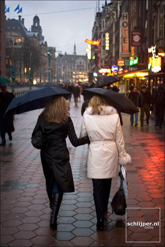 Nederland, Amsterdam, 3 februari 2005
