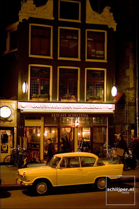 Nederland, Amsterdam, 4 februari 2005