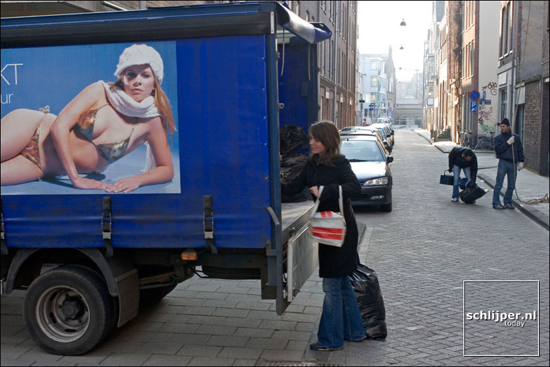 Nederland, Amsterdam, 6 februari 2005