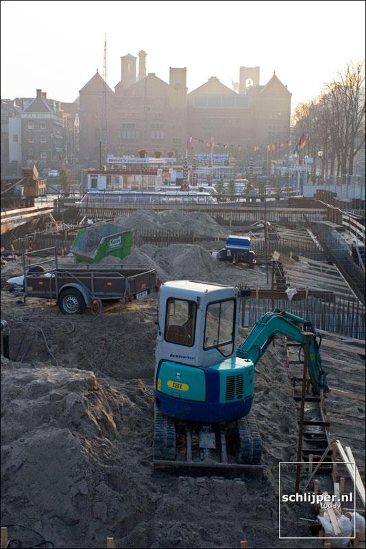 Nederland, Amsterdam, 8 februari 2005
