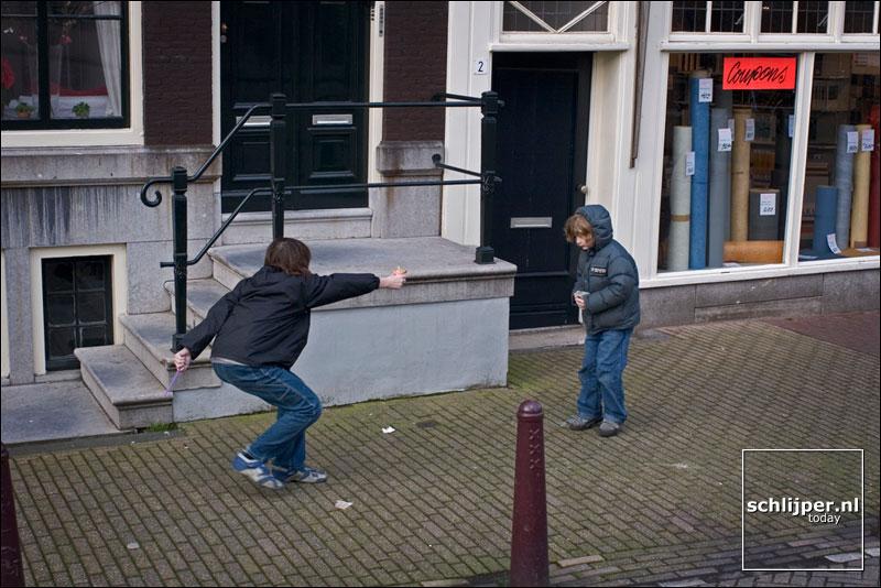 Nederland, Amsterdam, 11 februari 2005