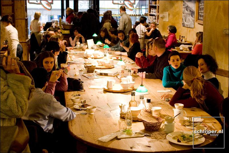 Belgie, Luik, 19 februari 2005