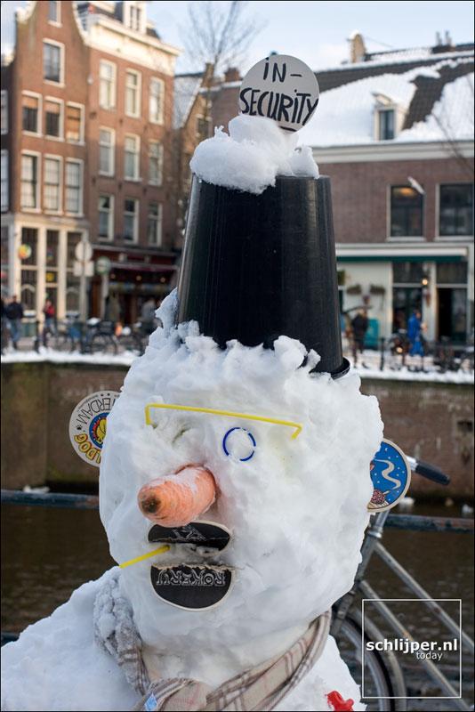 Nederland, Amsterdam, 3 maart 2005