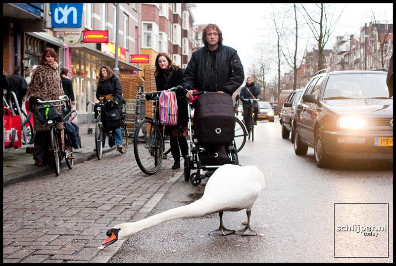 Nederland, Amsterdam, 7 maart 2005