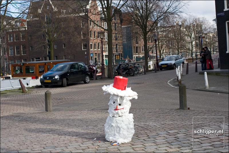 Nederland, Amsterdam, 10 maart 2005