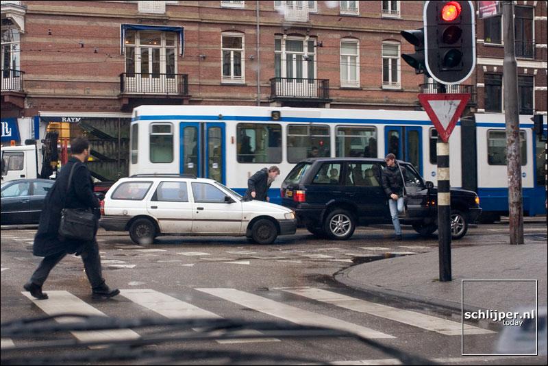 Nederland, Amsterdam, 11 maart 2005
