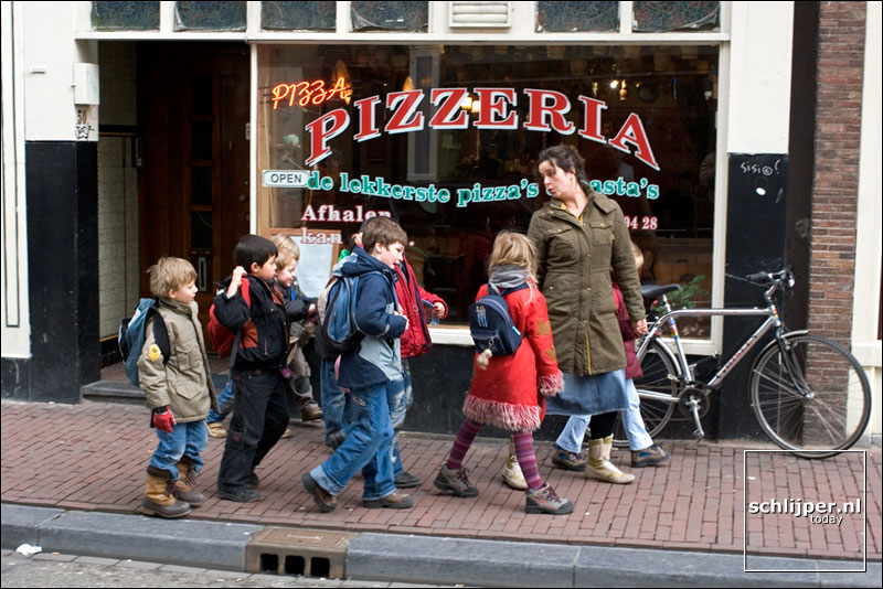 Nederland, Amsterdam, 14 maart 2005