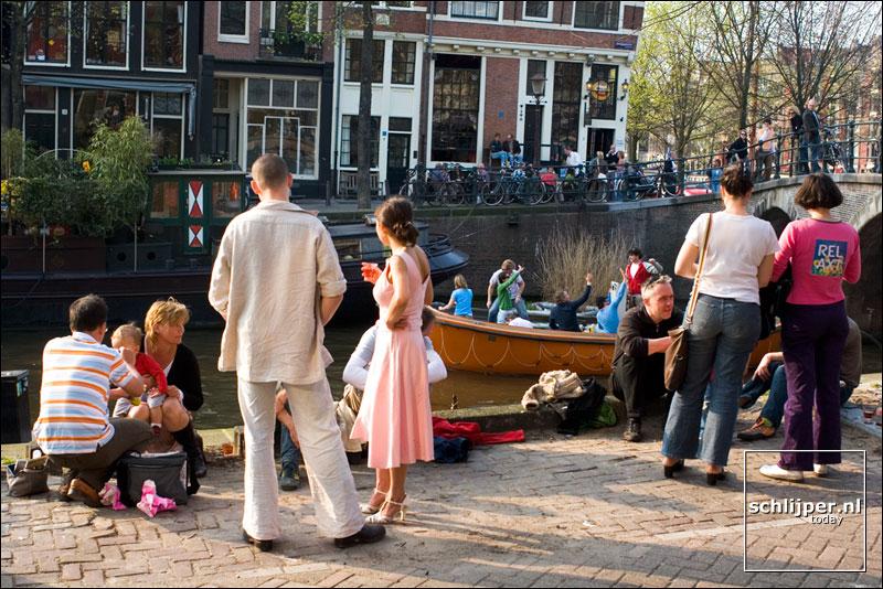 Nederland, Amsterdam, 3 april 2005