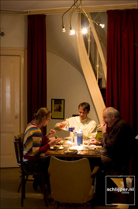 Nederland, Amsterdam, 4 april 2005