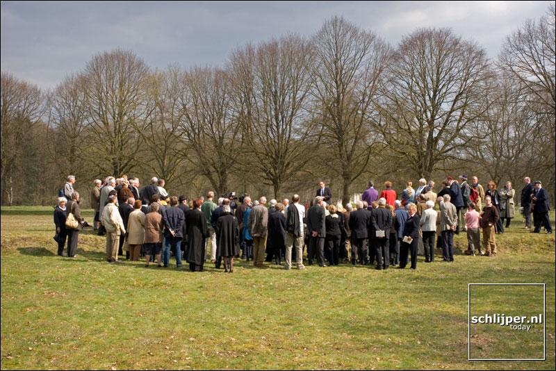 Nederland, Westerbork, 12 april 2005