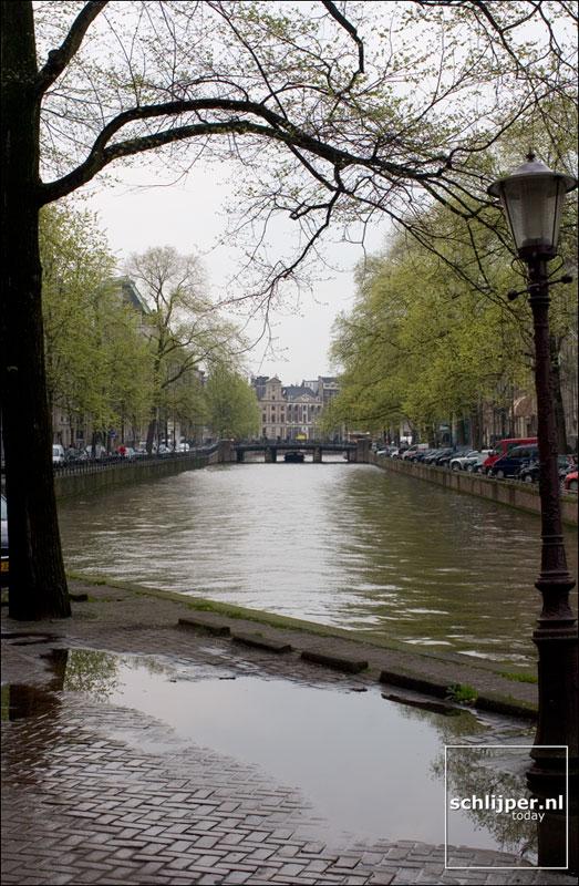 Nederland, Amsterdam, 14 april 2005