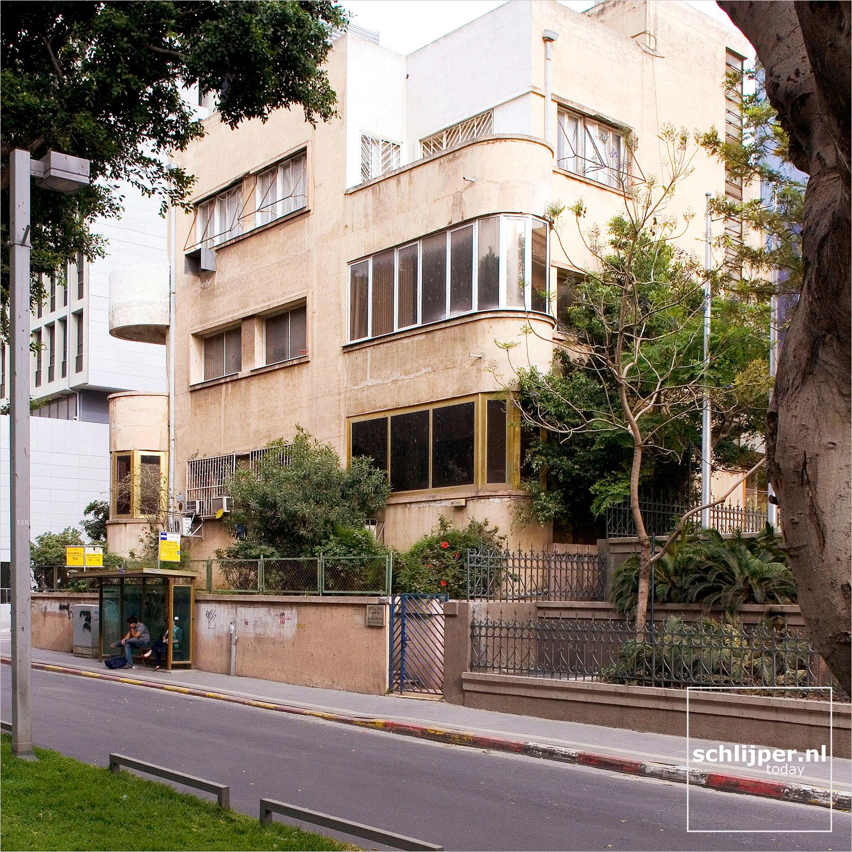 Israel, Tel Aviv, 22 april 2005