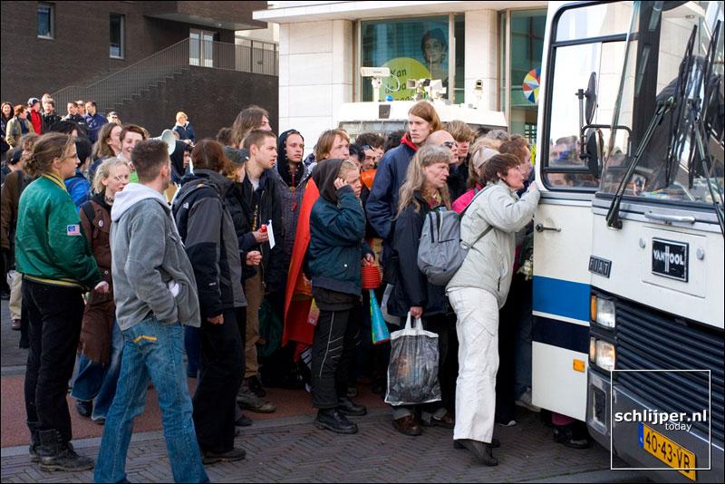 Nederland, Maastricht, 7 mei 2005