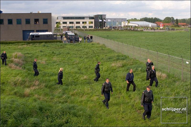 Nederland, Beek, 7 mei 2005