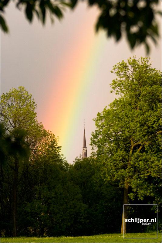 Nederland, Meerssen, 8 mei 2005
