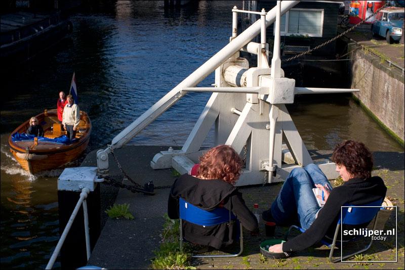 Nederland, Amsterdam, 15 mei 2005