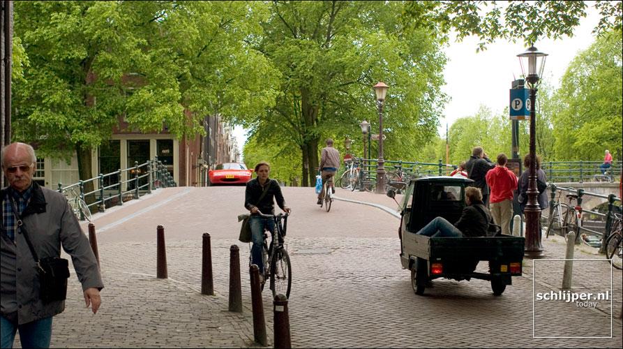 Nederland, Amsterdam, 16 mei 2005