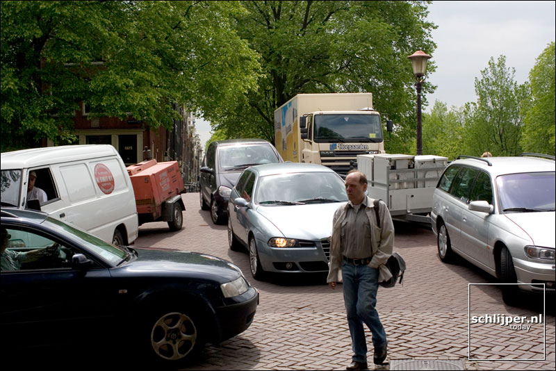 Nederland, Amsterdam, 20 mei 2005