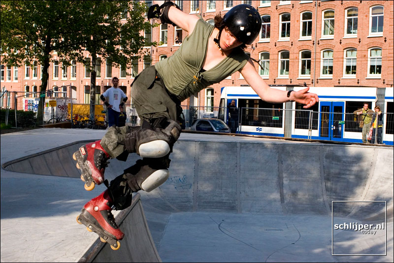 Nederland, Amsterdam, 21 mei 2005
