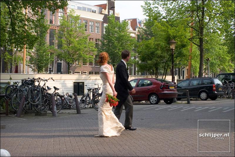 Nederland, Amsterdam, 1 juni 2005