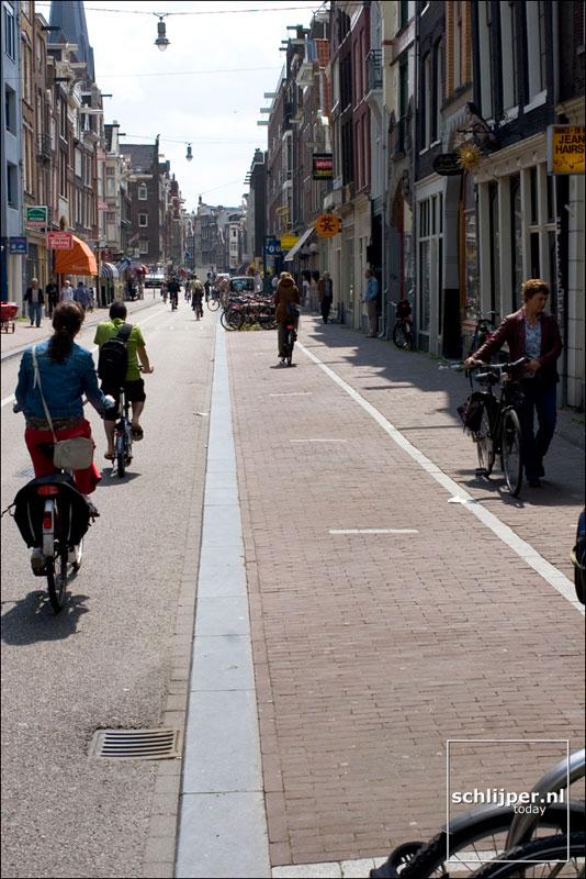 Nederland, Amsterdam, 14 juni 2005