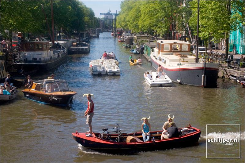 Nederland, Amsterdam, 18 juni 2005