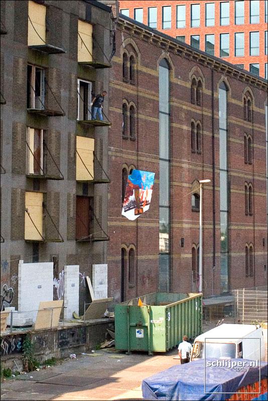 Nederland, Amsterdam, 24 juni 2005