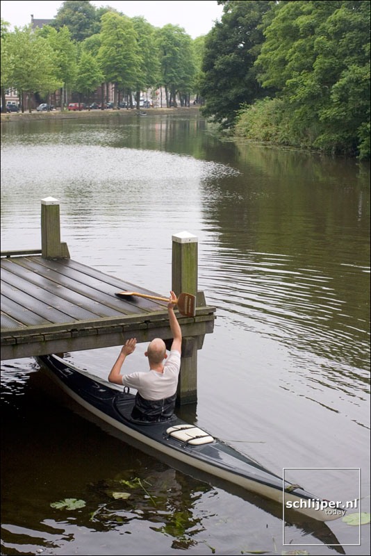 Nederland, Amsterdam, 25 juni 2005