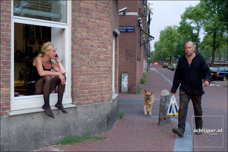 Nederland, Amsterdam, 29 juni 2005