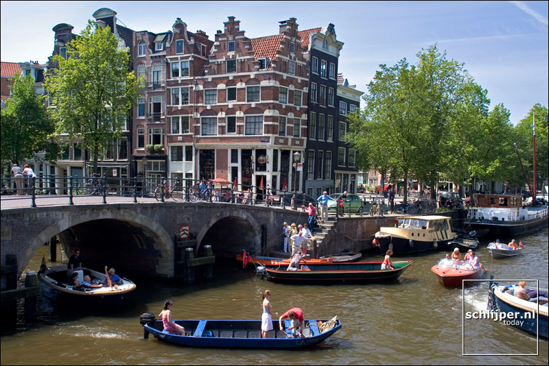 Nederland, Amsterdam, 10 juli 2005