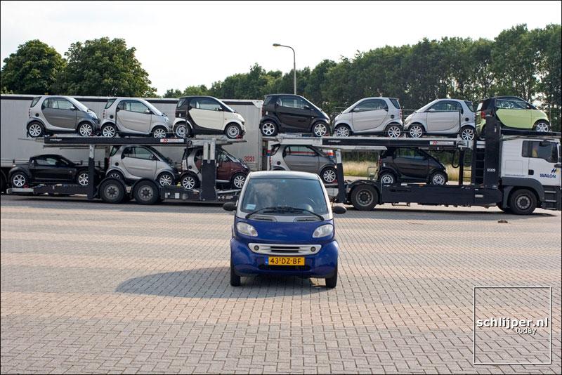 Nederland, Maastricht, 11 juli 2005
