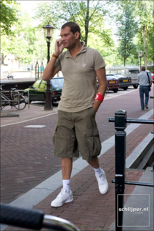 Nederland, Amsterdam, 13 juli 2005