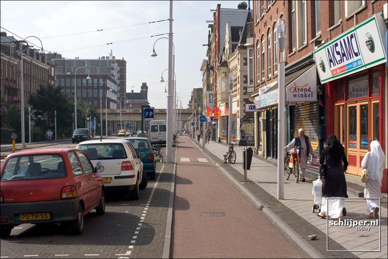 Nederland, Amsterdam, 14 juli 2005