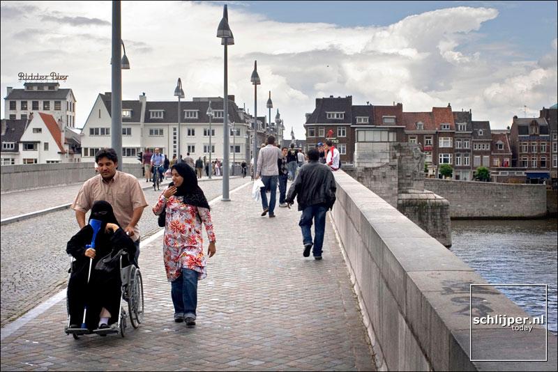 Nederland, Maastricht, 25 juli 2005