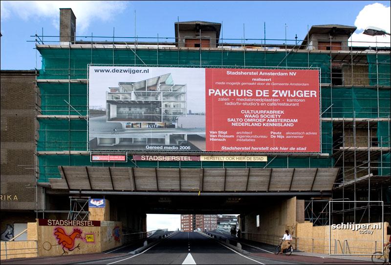 Nederland, Amsterdam, 4 augustus 2005