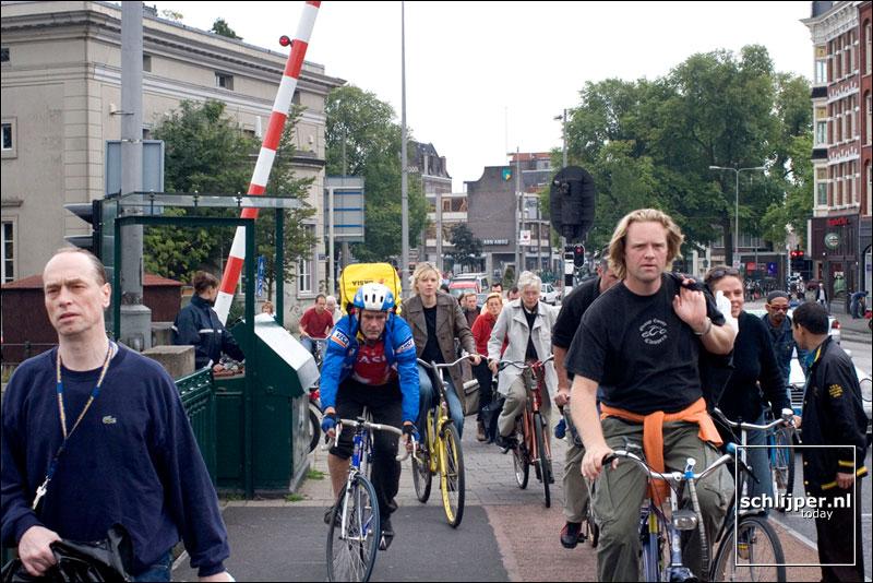 Nederland, Amsterdam, 13 augustus 2005