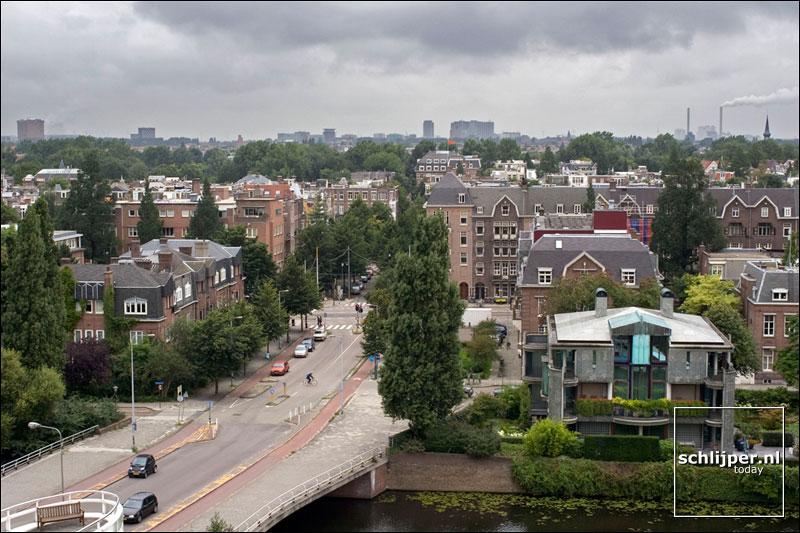 Nederland, Amsterdam, 14 augustus 2005
