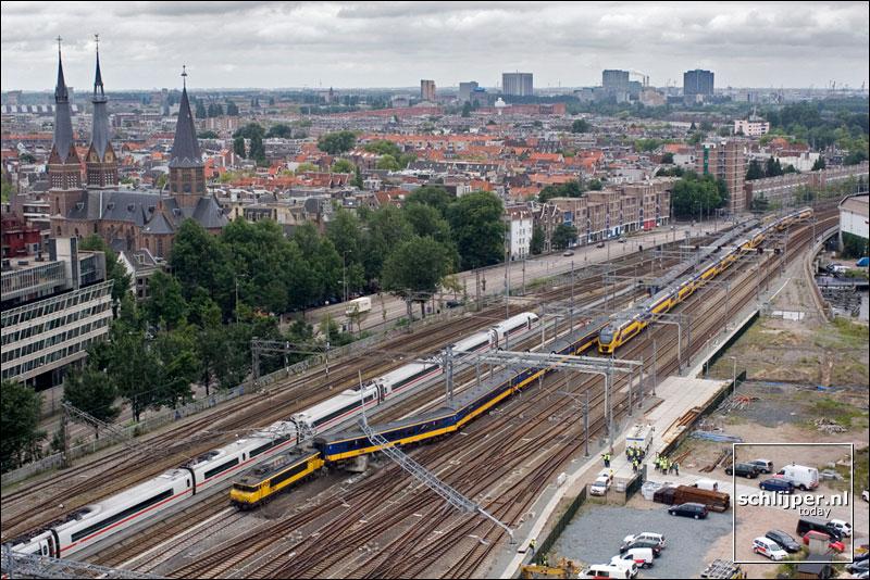 Nederland, Amsterdam, 15 augustus 2005