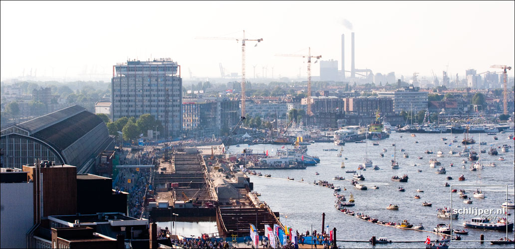 Nederland, Amsterdam, 17 augustus 2005