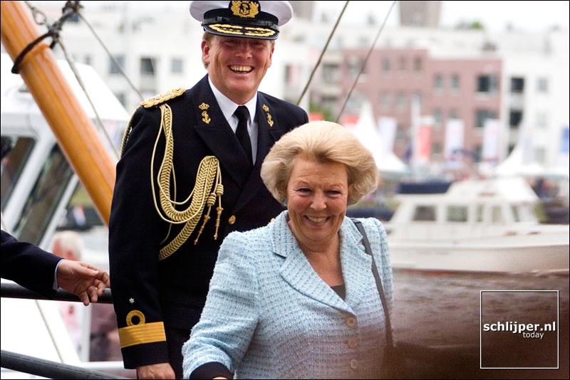 Nederland, Amsterdam, 21 augustus 2005
