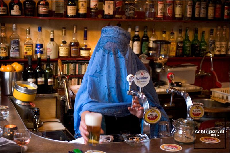 Nederland, Amsterdam, 23 augustus 2005