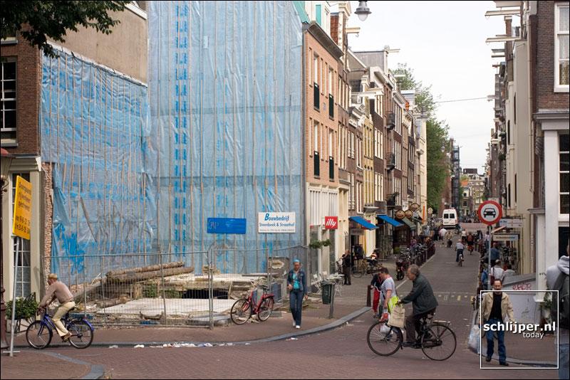 Nederland, Amsterdam, 24 augustus 2005