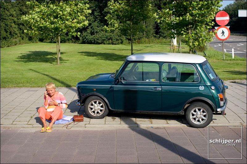 Nederland, Amsterdam, 28 augustus 2005