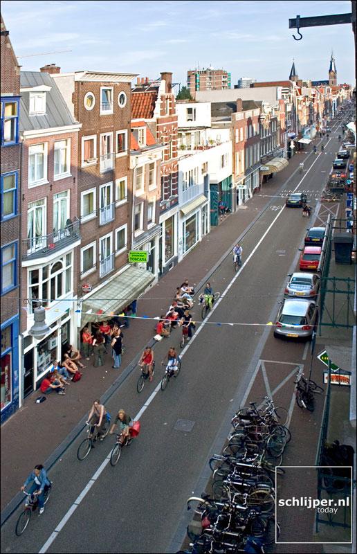 Nederland, Amsterdam, 30 augustus 2005